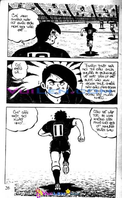 Jindodinho - Đường Dẫn Đến Khung Thành III  Tập 23 page 26 Congtruyen24h
