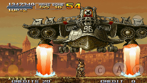 Metal Slug X Android Download