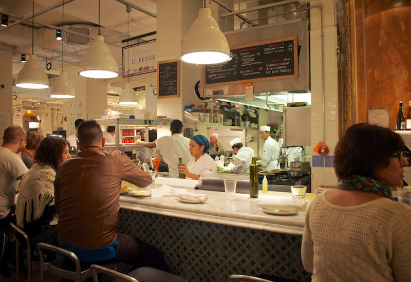 Tomatoes from canada mario batali 39 s eataly for Fish bar nyc