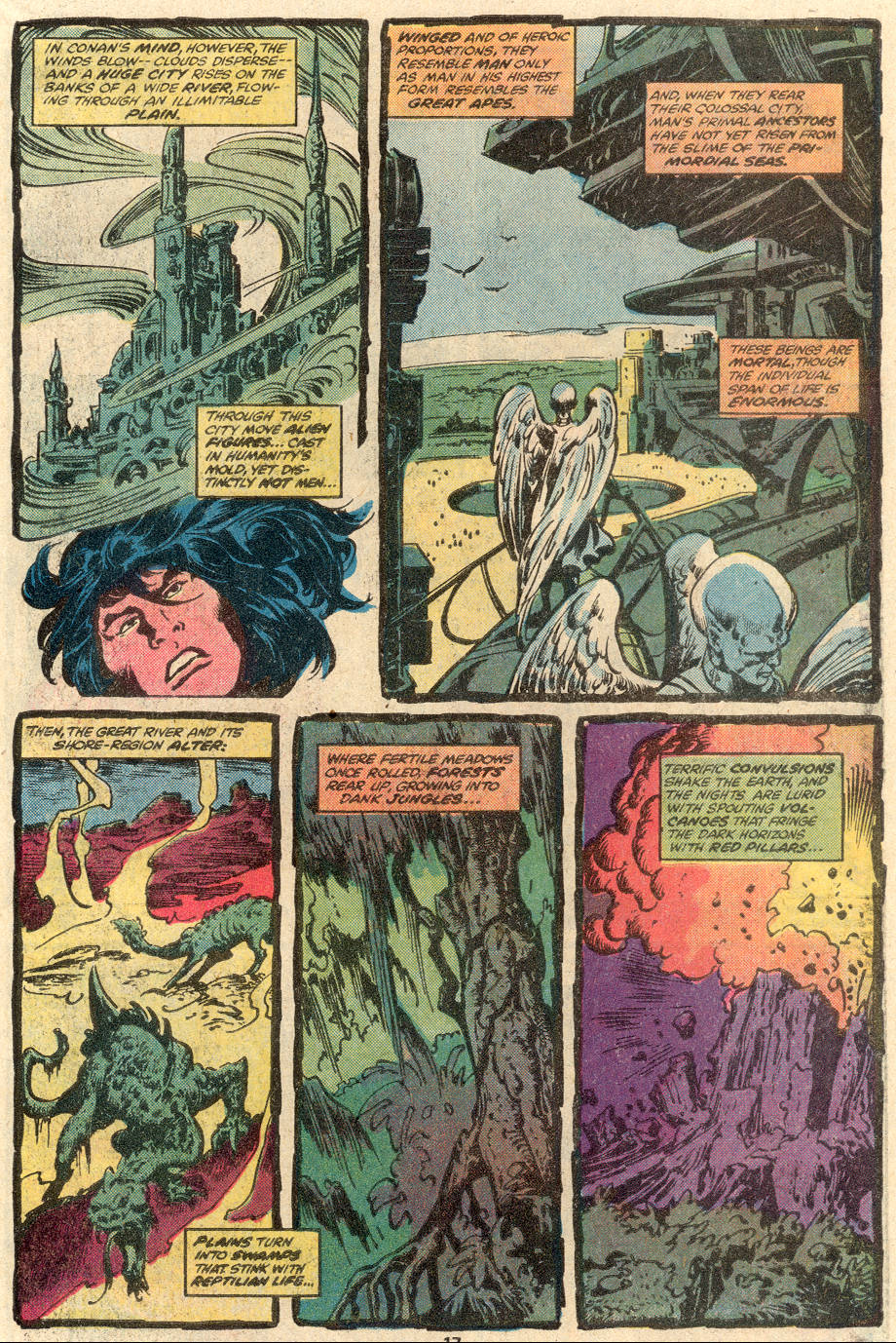 Conan the Barbarian (1970) Issue #100 #112 - English 14