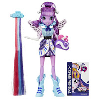 Equestria Girls Twilight Sparkle Rockin' Hairstyle