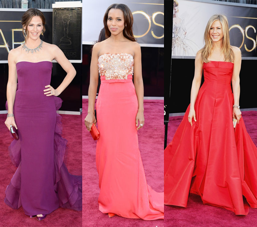 Style Winners At The Oscars 2013: The Bright