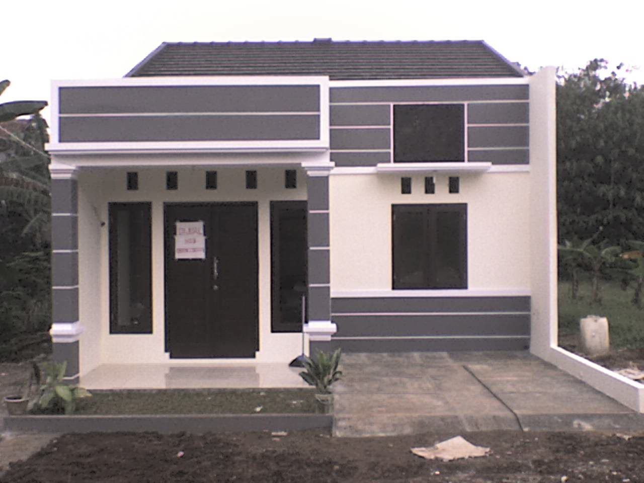 model rumah sederhana type 36