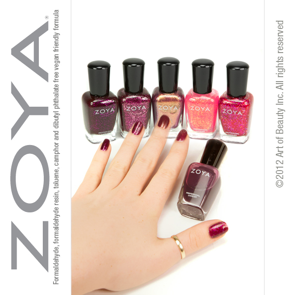 Zoya Nail Polish Jelly 99