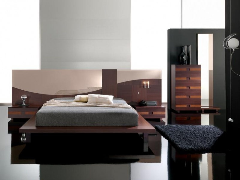 Modern furniture modern bedroom furniture design 2011 for New bed designs images