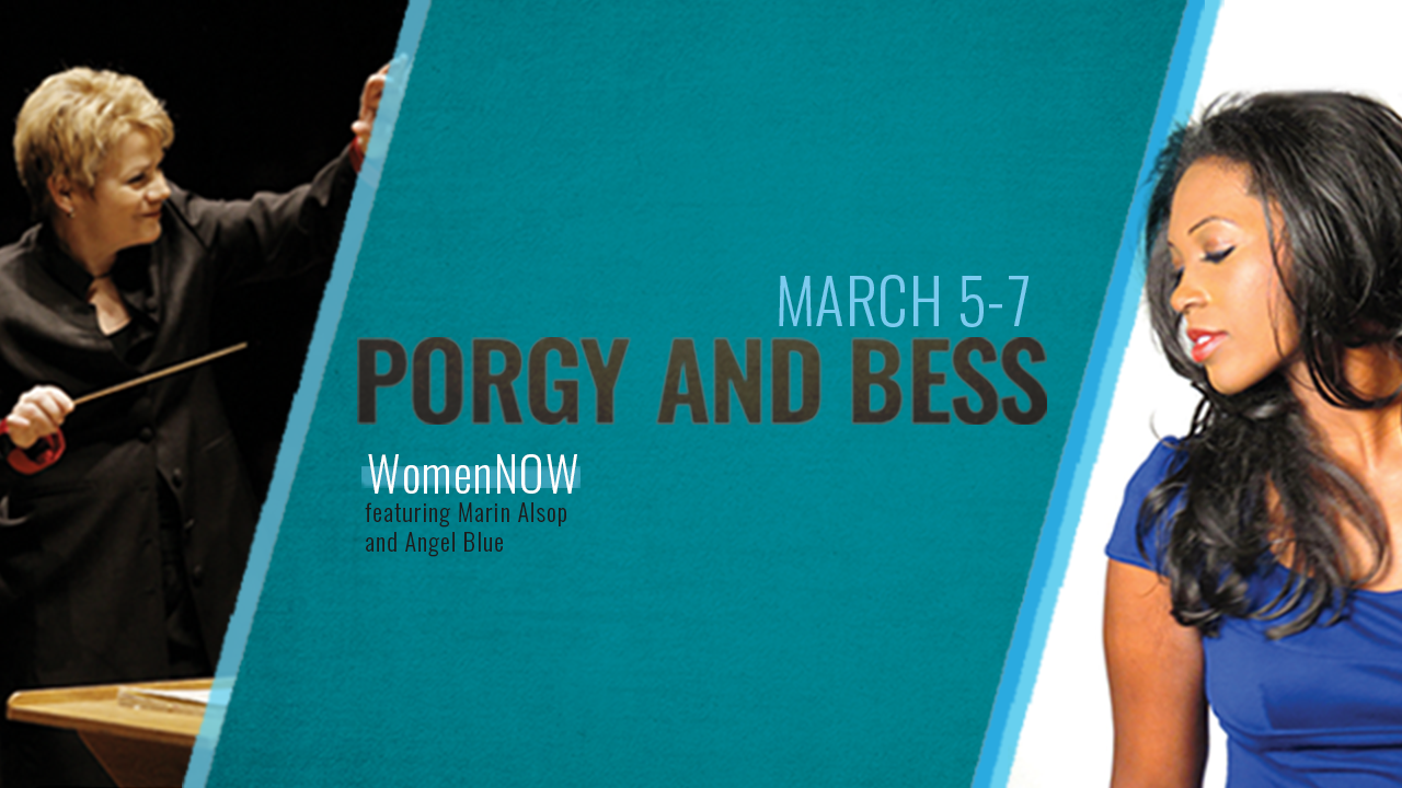 March 5-7, 2020 /Phila. Orchestra Presents Porgy and Bess