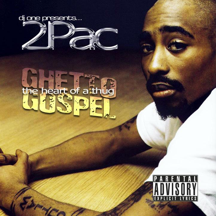 Tupac Ft Elton John Ghetto Gospel Lyrics - YouTube