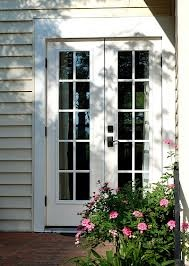 702 hollywood f r e n c h d o o r s for Narrow french patio doors