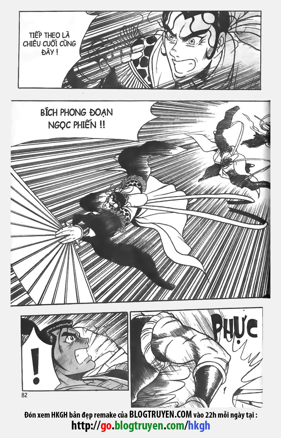 Hiệp Khách Giang Hồ chap 57 page 16 - IZTruyenTranh.com