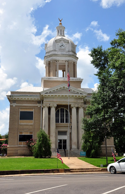 Chickasaw County Courthouse Hickory Ridge Studio