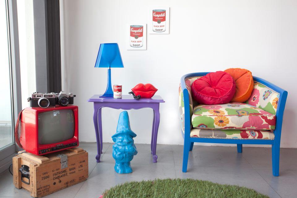 Alegra deco muebles vintage modernos - Muebles vintage modernos ...