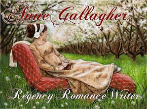 My Author Website for My Regency Romances