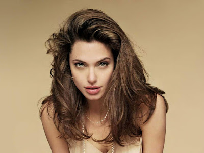 Hollywood Actress Angelina Jolie HD Wallpaper