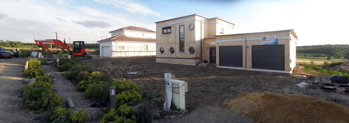 Notre maison passive au pays des 3 fronti res lorraine r cup ration des ea - Maison bioclimatique definition ...