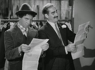 Groucho and Chico