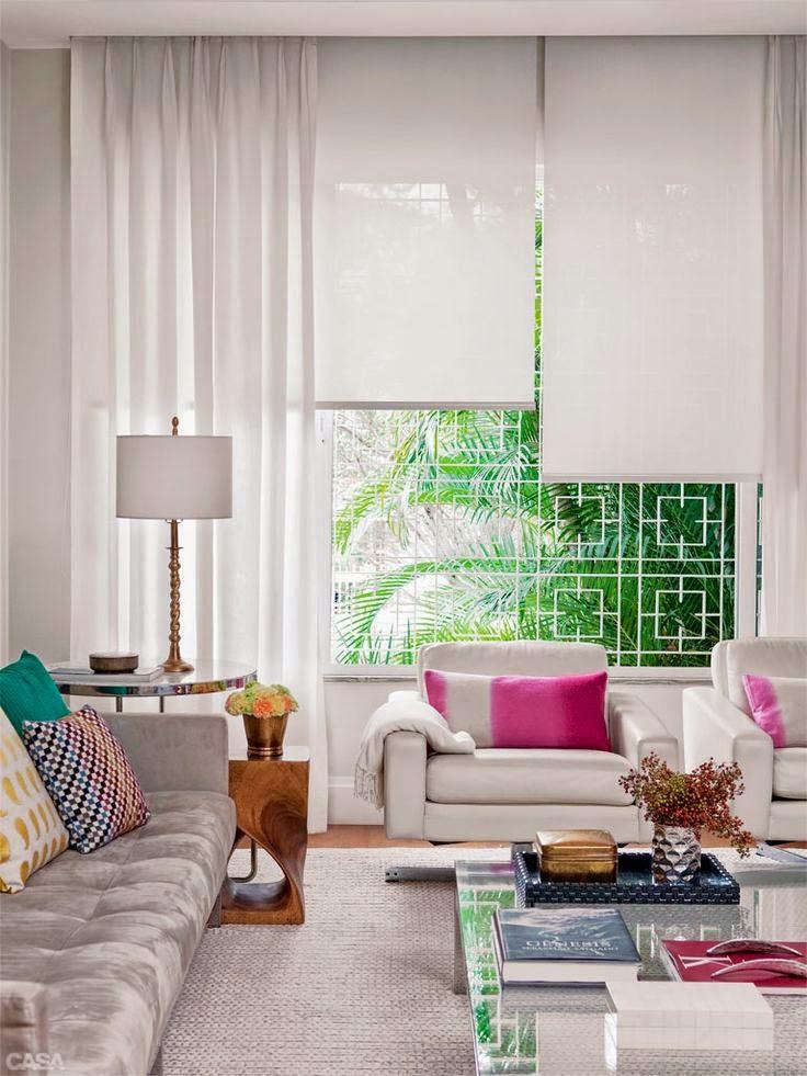 Almofadas coloridas e super estilosas!! - Jeito de Casa - Blog de ...