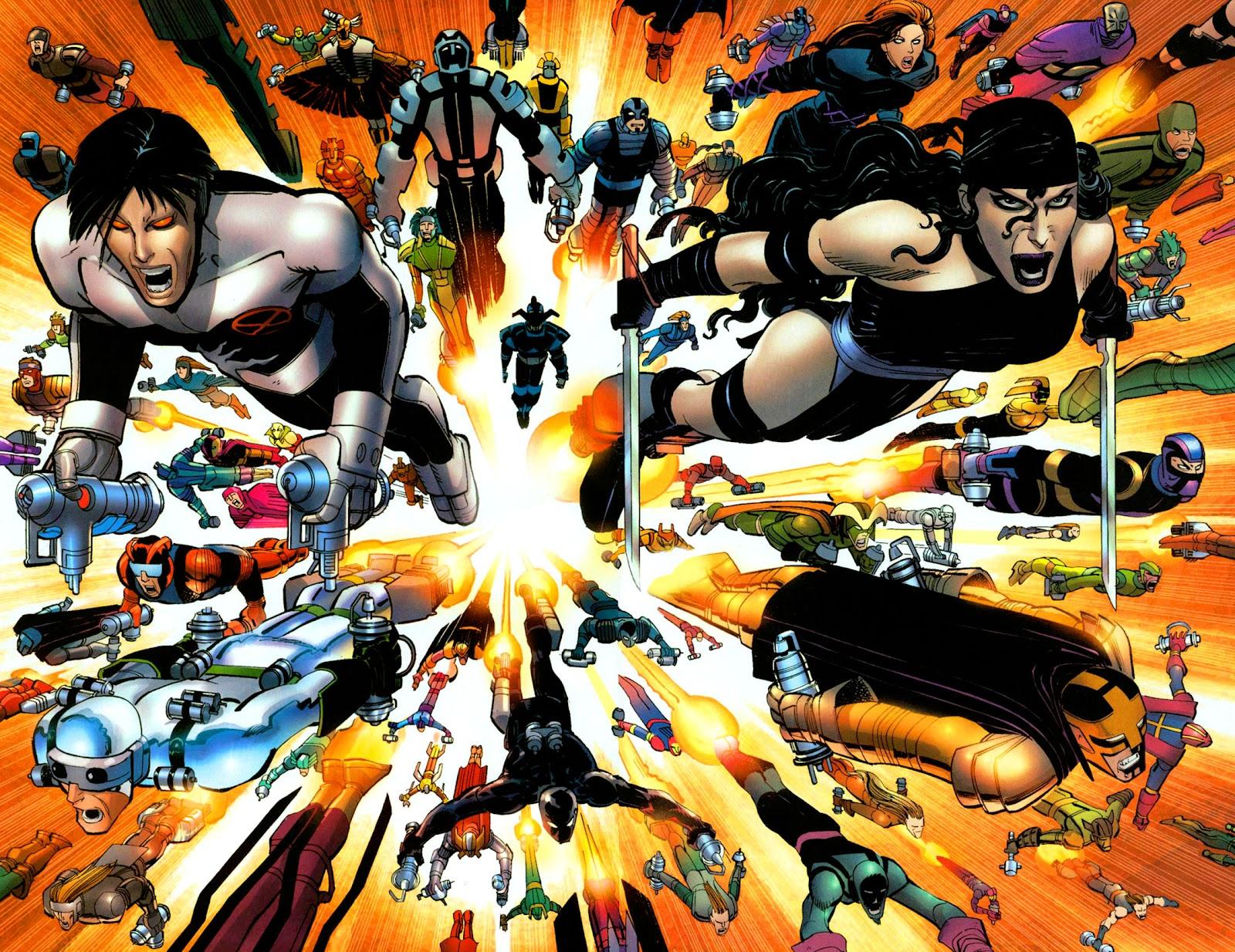 Read online Wolverine (2003) comic -  Issue #26 - 22