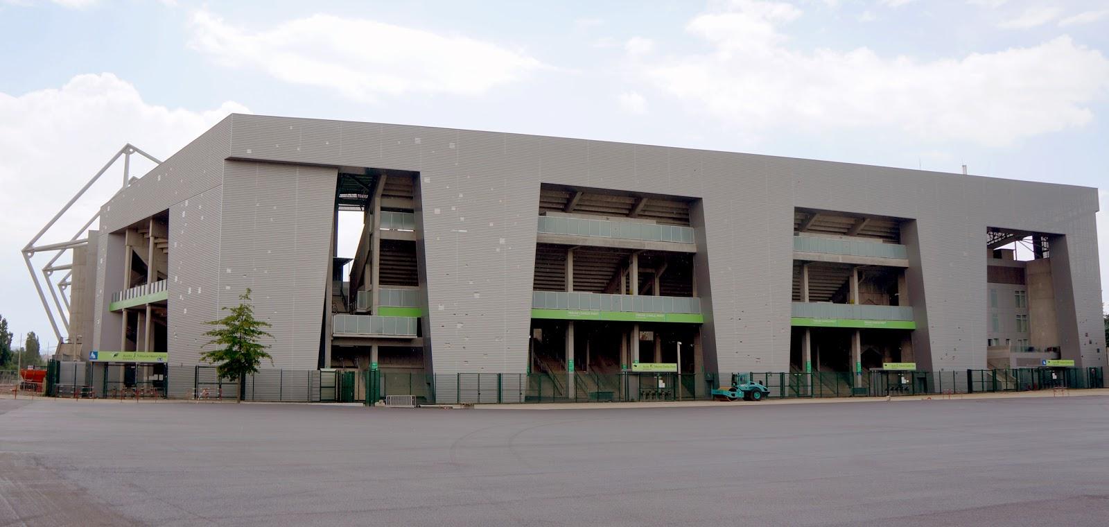 Stade Geoffroy Guichard St Etienne Lazio