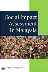 Book for Sale : Social Impact Assessment in Malaysia