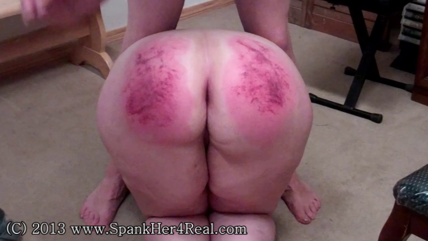Feet make spank for pleasure demo