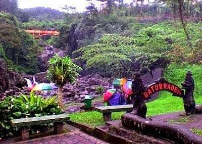 Baturaden : tempat wisata di purwokerto yang indah dan sejuk