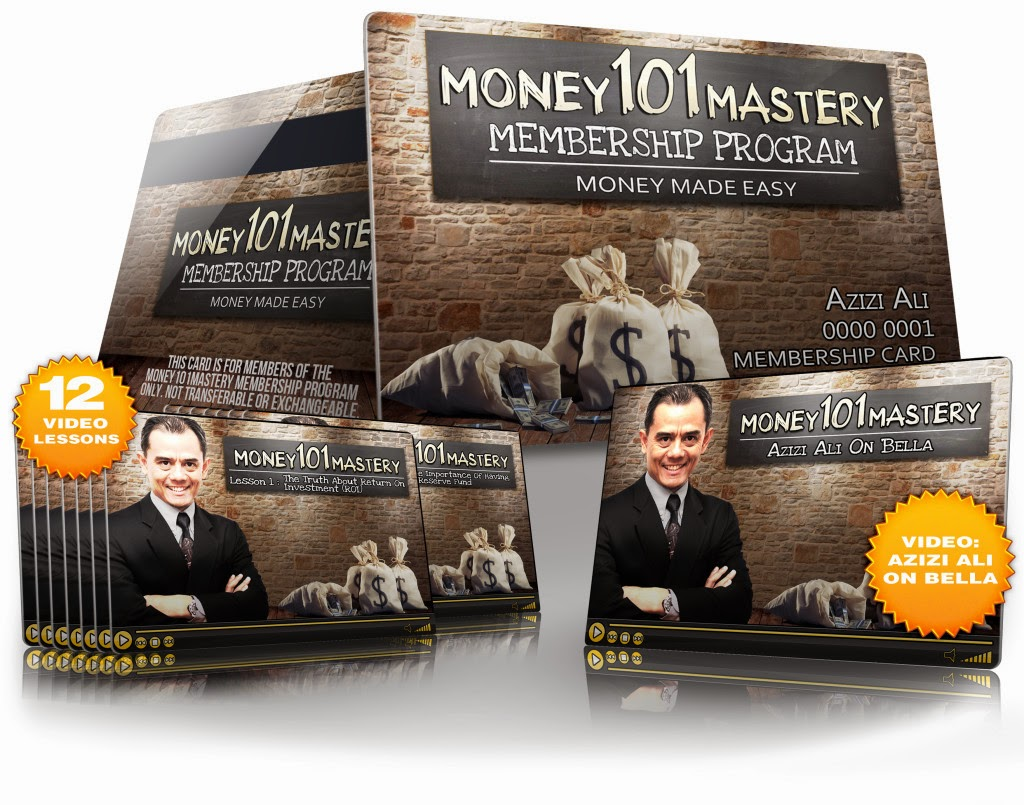 Money 101 Mastery Membership Program