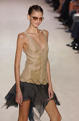 Five Hundred Pound Peep: Skinny Models Will Keep People From Getting ...