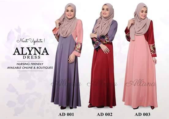 JUBAH / DRESS / BLOUSE
