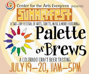 Summerfest Palette of Brews