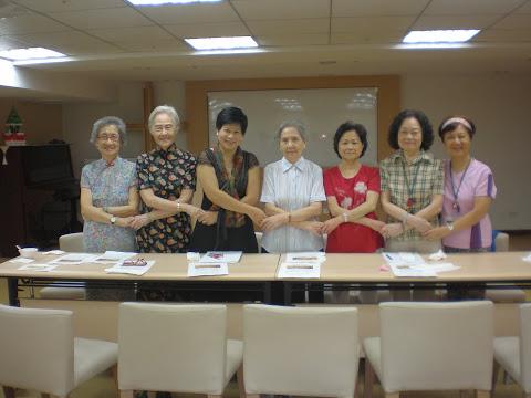 2011/8/5  第一屆女幹部
