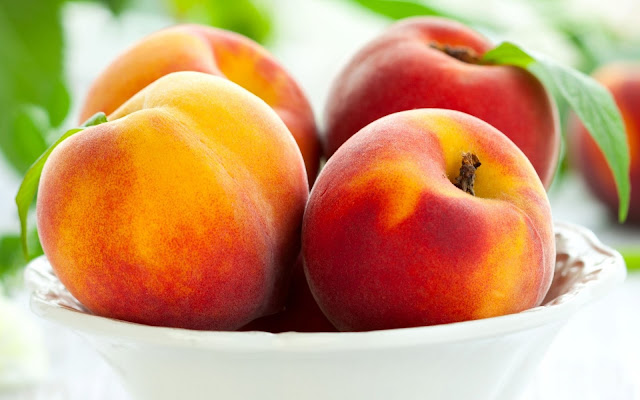 Four Peaches