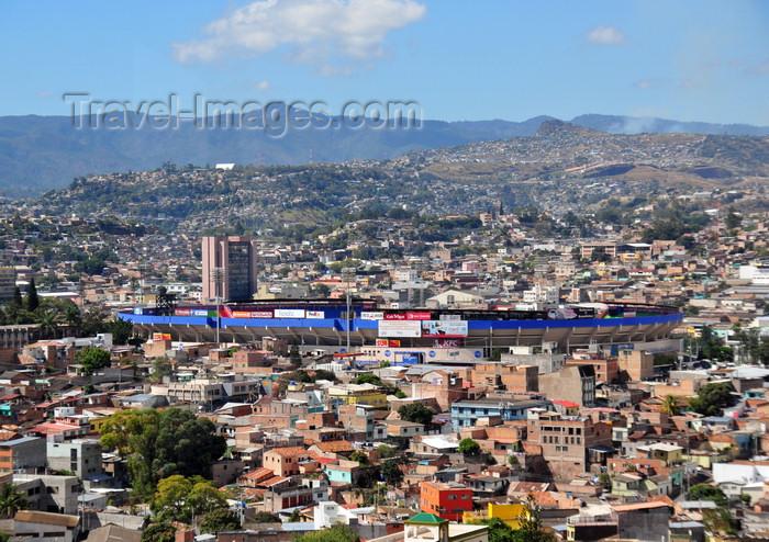 Tegucigalpa Honduras  City pictures : ... Honduras: Cual es la realidad del Estadio Nacional de Tegucigalpa
