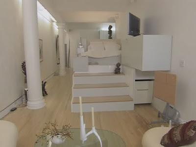 Progetti Camere Da Letto Piccole : Boiserie c trucchi per arredare mini camere da letto