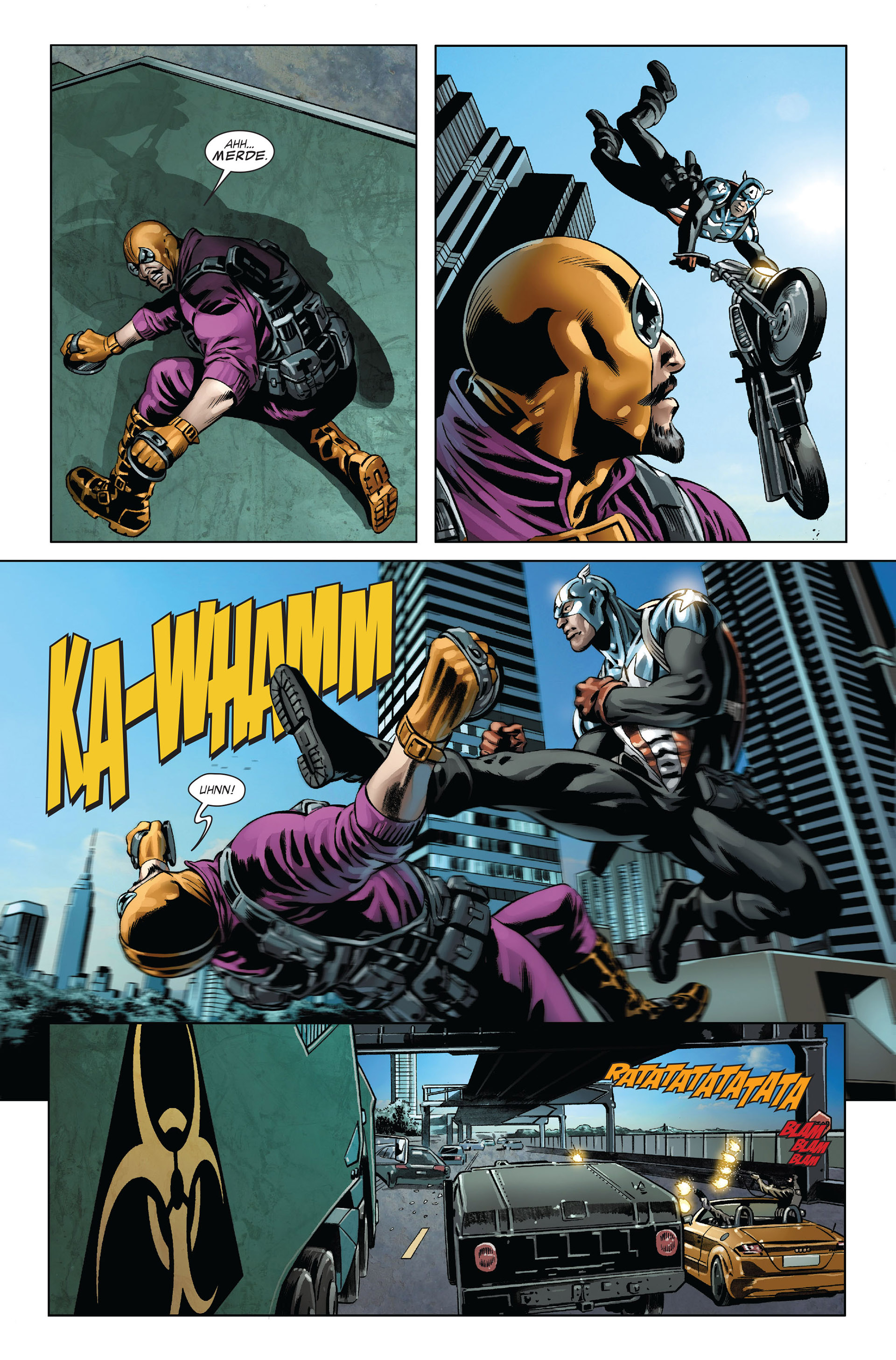 Captain America (2005) Issue #44 #44 - English 18