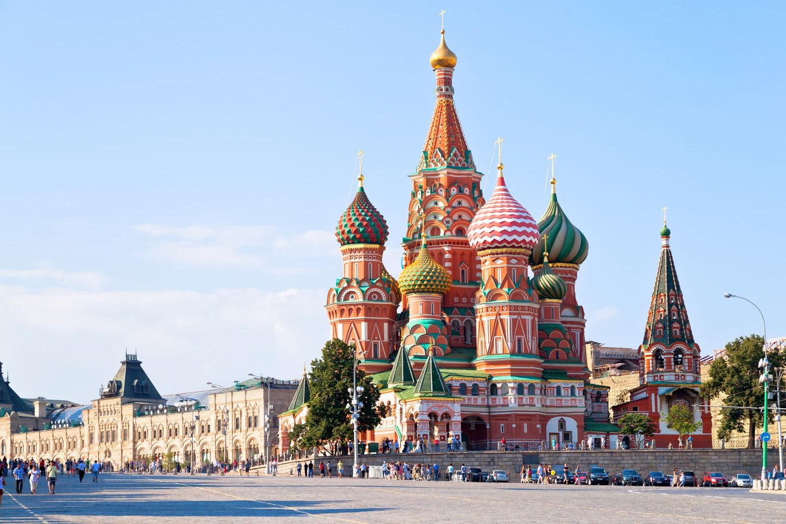 Kulttuuri viisumi venäjä