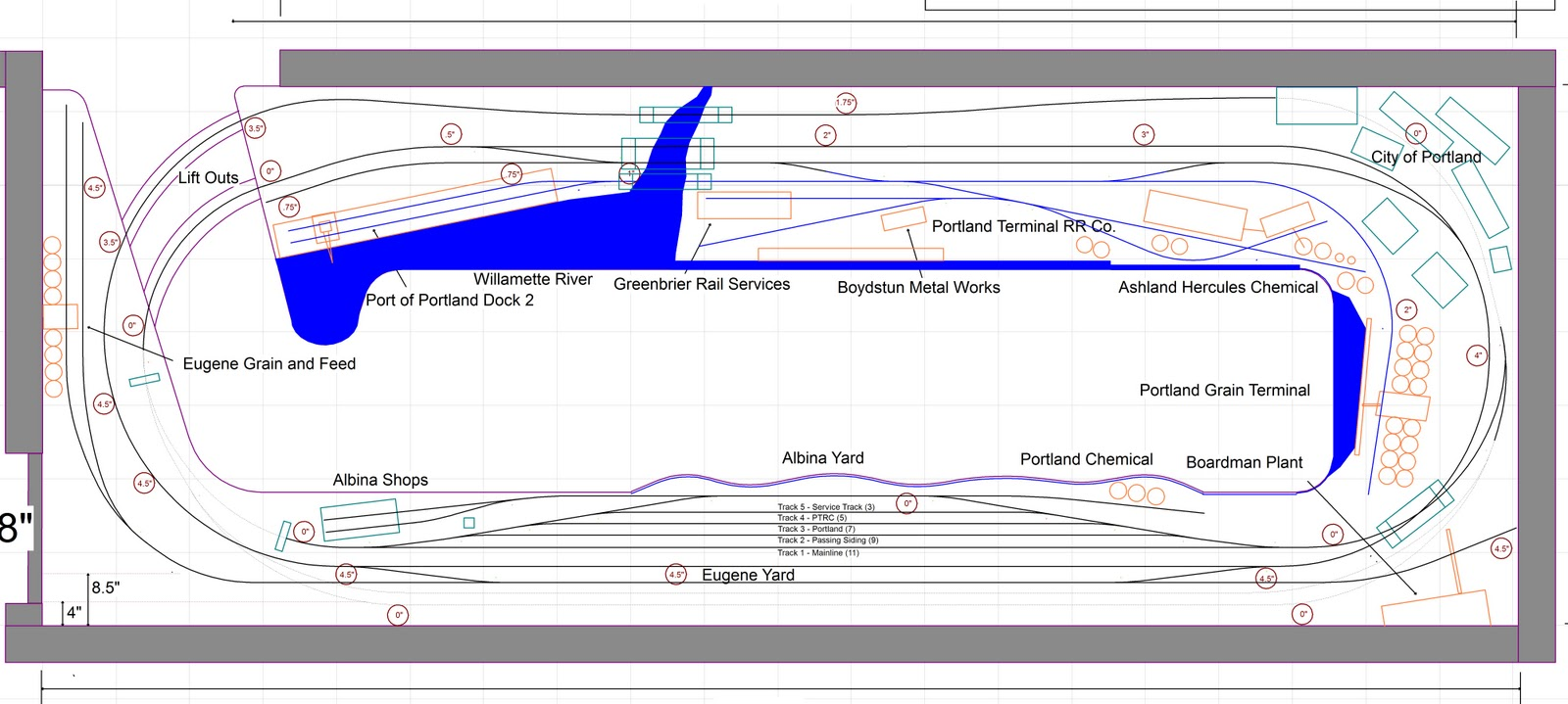 Wiring Diagrams For Ho Train Turnouts Schematics Track Atlas Layout Plans Get Free Image