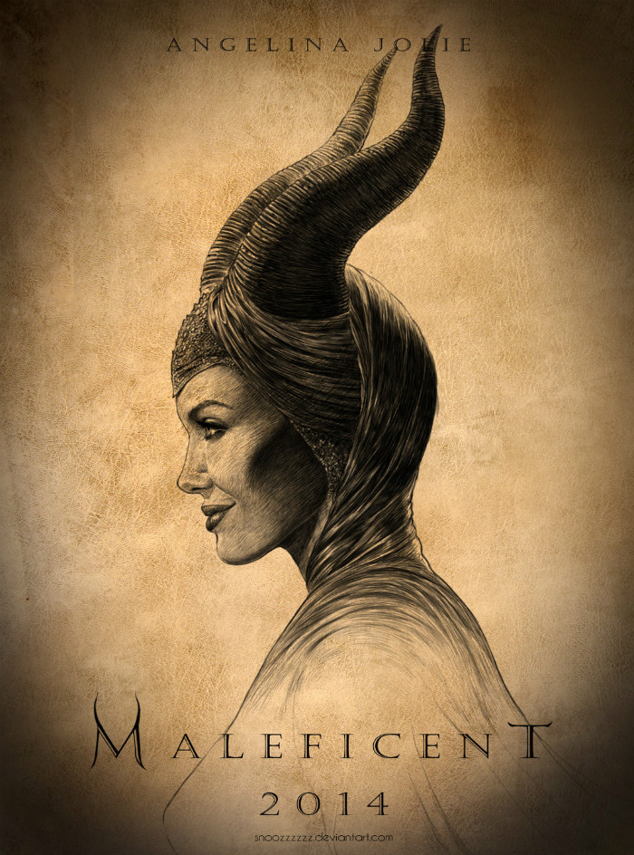 Angelina Jolie Maleficent 2014