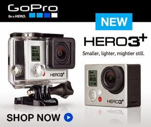 กล้อง GoPro 3+ ราคาพิเศษ