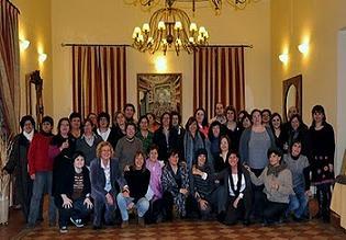 Acto de constitución de la Red Feminista de Mujeres y Hombres de CLM