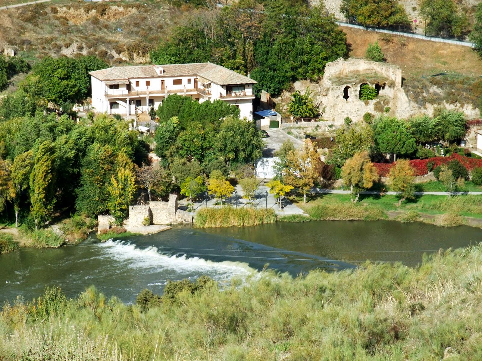 Baño Arabe En Toledo:Buscando Montsalvatge: TOLEDO Baños de Yuso o de San Sebastián