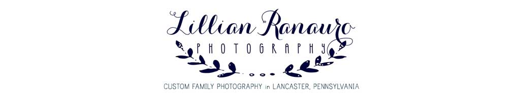 Lillian Ranauro Photography Lancaster PA Family Child Baby Photography
