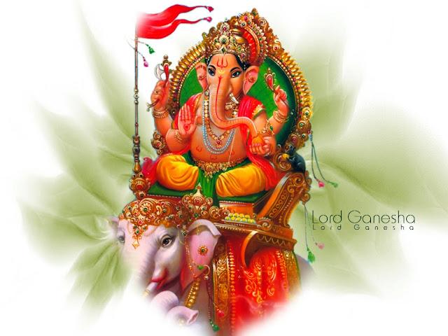 Lord ganesha high resolution wallpaper   God Wallpapers
