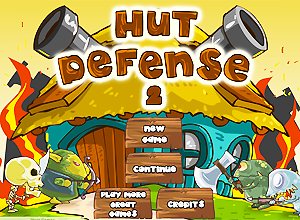Hut Defense 2