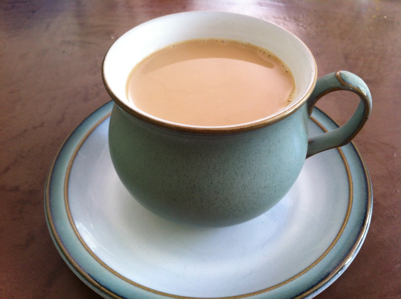 The Happy Larder: A nice cup of tea...Masala chai made easy