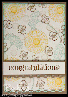 Reason to Smile Congratulations Card by Bekka www.feeling-crafty.co.uk