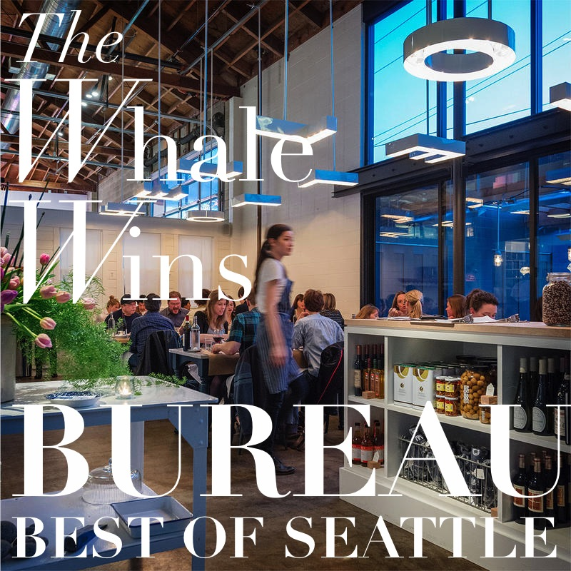 SEATTLE BUREAU'S BEST