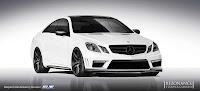Mercedes E Class Coupe Cabrio