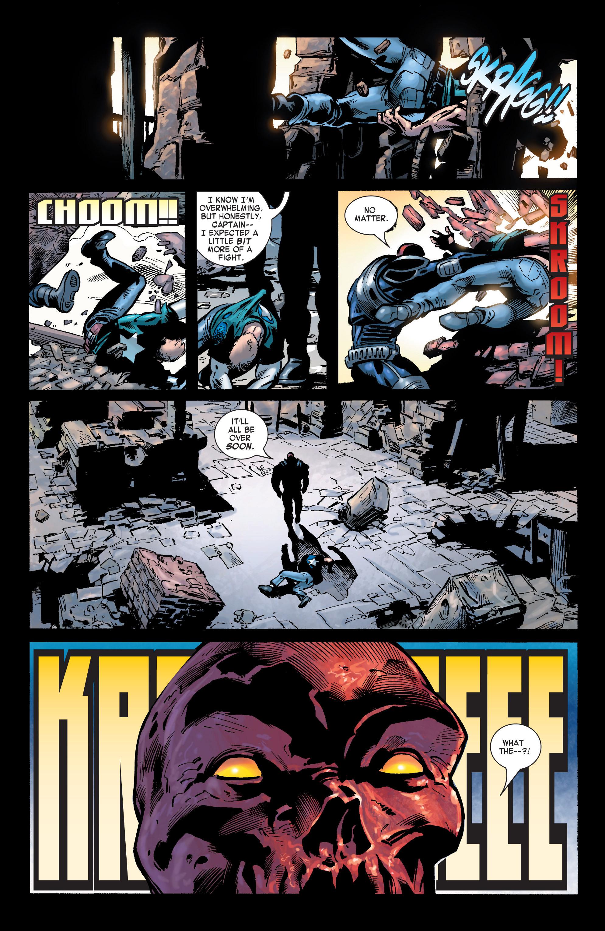 Captain America (2002) Issue #32 #33 - English 12
