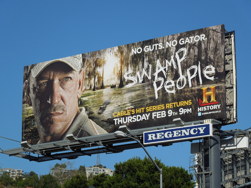 Swamp People season 3 billboard