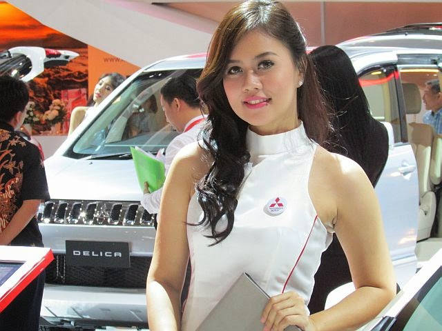 SPG Mitsubishi Delica IIMS 2014